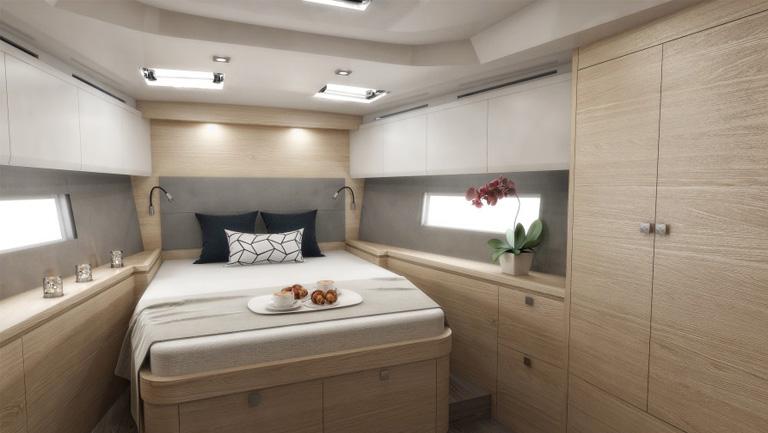 s550 bedroom