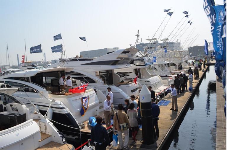 ベイサイドマリーナボートショー2
