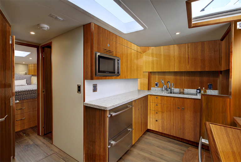 gt45xtower galley