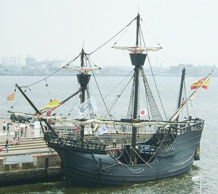 キャラック船
