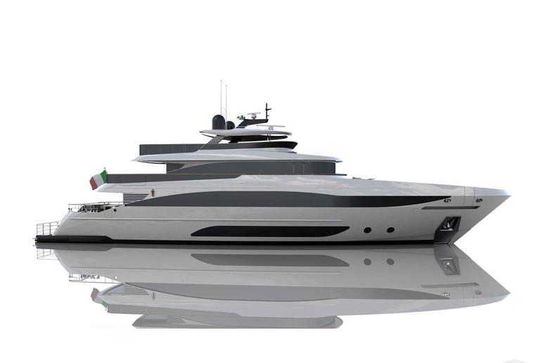 italiasuperyachts38m クルーザー