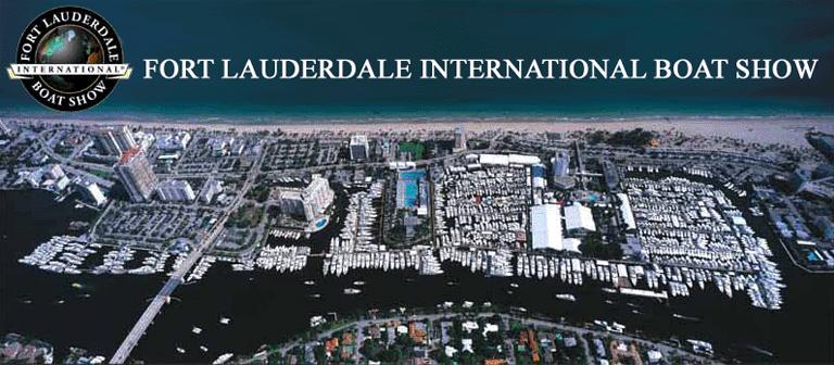 フォートローダーデールインターナショナルボートショー