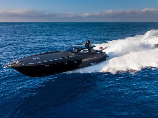 OTAM Millenium55 豪華パワーボート