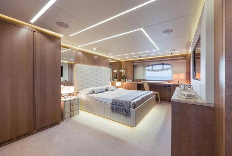 pershing108 bedroom