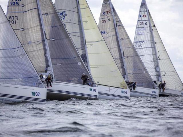 x yacht race